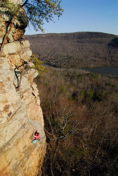Rock Climbing Photo: Chris Brown photo