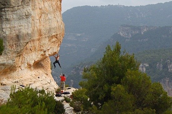 Siurana cliff