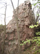Rock Climbing Photo: Side Track
