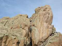 Rock Climbing Photo: One more slightly different view. Definitely one o...