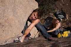 Rock Climbing Photo: Milkbar.