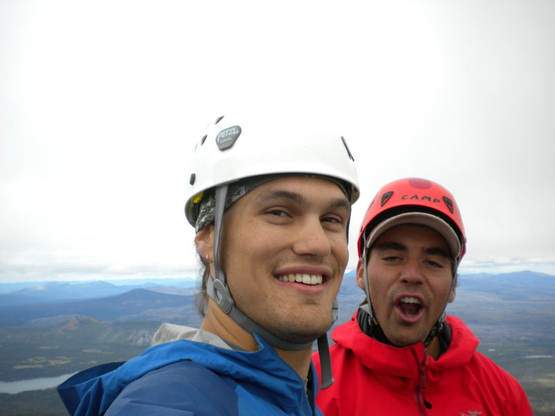 Rock Climbing Photo: Summit of Mt. Washington