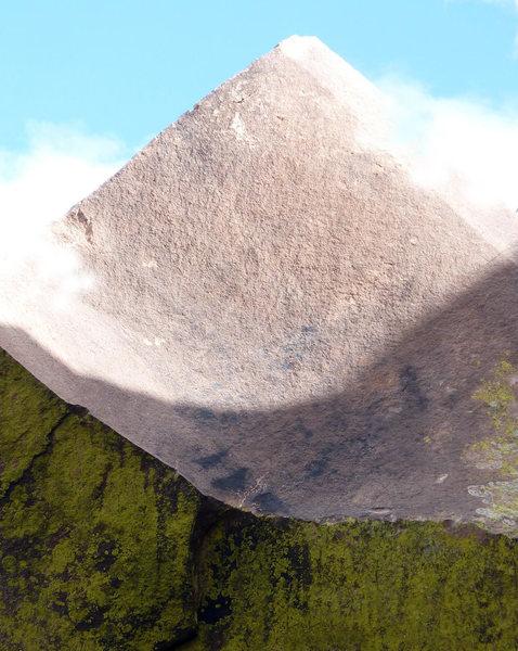 Rock Climbing Photo: Beaver Mountain