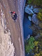 Rock Climbing Photo: Jon Crefeld on Risky Business.