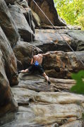 Rock Climbing Photo: Four Sheets on TR