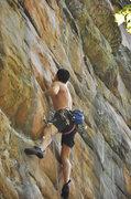 Rock Climbing Photo: cottonmouth