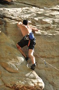 Rock Climbing Photo: cottonhead
