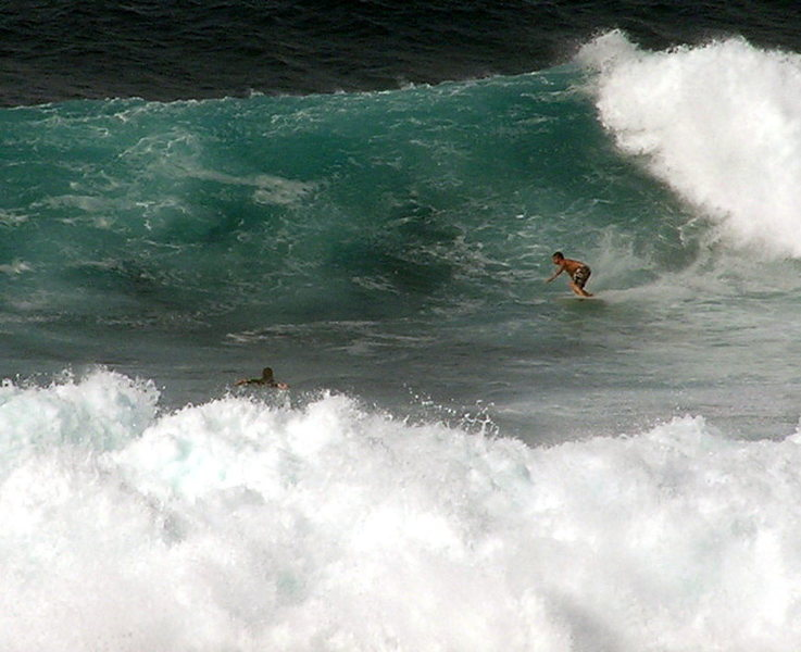 Hookipa the other day<br> Photo: Olaf Mitchell