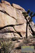 Rock Climbing Photo: ATS topo