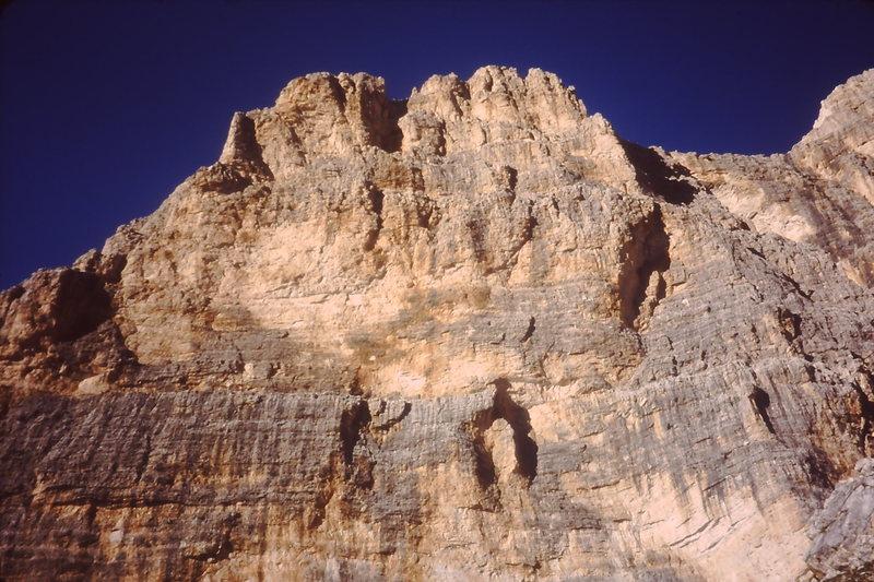 Rock Climbing Photo: Cima Scotini