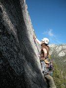Rock Climbing Photo: suicide rocks