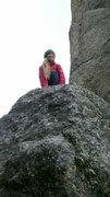 Rock Climbing Photo: hiking around granite boulders