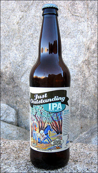 Try the Kern &quot;Just Outstanding IPA&quot;.<br> Photo by Blitzo.