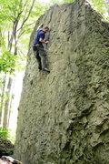 Rock Climbing Photo: Bouldering at Niagara Glen