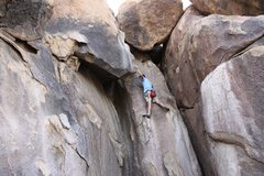 Rock Climbing Photo: Mental Games