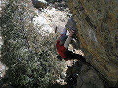 Rock Climbing Photo: Getting closer....