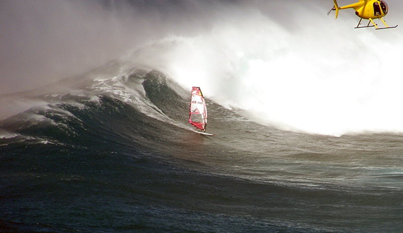 Robbie Nash at Jaws 1/20/11<br> Photo: Olaf Mitchell