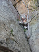 Rock Climbing Photo: Nutrasweet