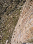 Rock Climbing Photo: From Leonids, to Unnamed Route   16