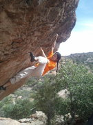 Rock Climbing Photo: Scatterbrain boulder