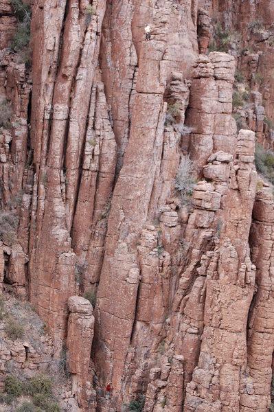 Rock Climbing Photo: Graphics Bong