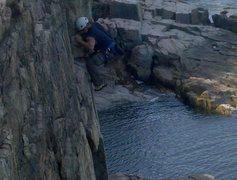 Rock Climbing Photo: otter cliffs