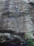 Rock Climbing Photo: Janes Crack (A2) 2 Pitches Crow Hill - Leominster ...