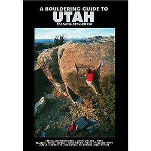 Lemonhead on the Cover<br> <br> A Bouldering Guide to Utah by Mike Beck; Jeff Baldwin; Marc Russo. Copyright Sharp End Publishing; 2003