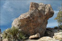 Rock Climbing Photo: The Watchtower. Photo by Blitzo.