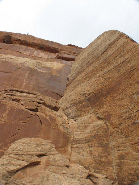 Rock Climbing Photo: Ol' Junk.