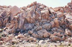 Rock Climbing Photo: Condor Rock