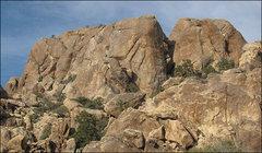 Rock Climbing Photo: Upper Walt's Rocks. Photo by Blitzo.