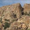 Upper Walt's Rocks.<br> Photo by Blitzo.
