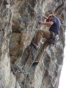 Rock Climbing Photo: City of Rocks 10/18/09