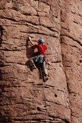 Rock Climbing Photo: Smokin' the Toad