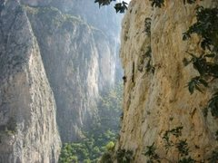 Rock Climbing Photo: climbing on the Spires, Potrero Chico
