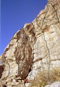 Rock Climbing Photo: Asbury Park – Left   5. Detroit Muscle* 5.12 6. B...