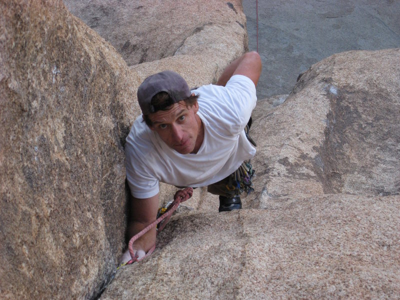 Rock Climbing Photo: Vogel climbed 53 pitches for his 53rd birthday in ...