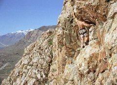 Rock Climbing Photo: Luke Osborne on Interstellar.