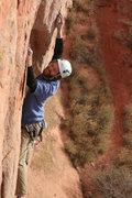 Rock Climbing Photo: Garden of the Gods 12/9/10. Photo by dancesatmoonr...