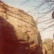 Rock Climbing Photo: The Bulge.
