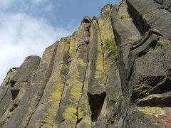 Rock Climbing Photo: The Royal Columns