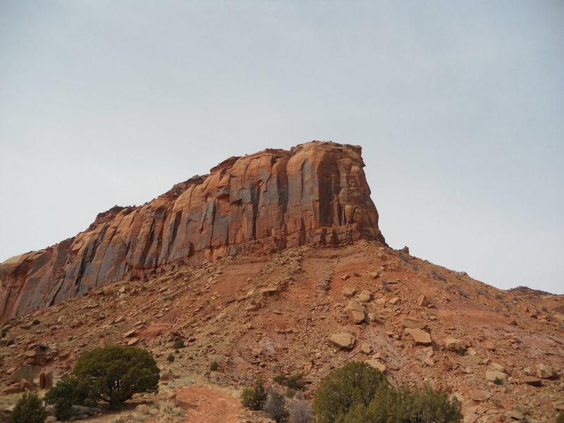 Rock Climbing Photo: Optimator Wall