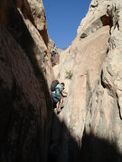 Rock Climbing Photo: Approach to DBC