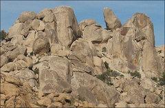 Rock Climbing Photo: Ivory and Timbuktu Towers area. Photo by Blitzo.
