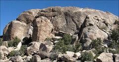 Rock Climbing Photo: Lower Walt's Rocks. Photo by Blitzo.