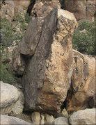 Rock Climbing Photo: Pillar of Hope. Photo by Blitzo.