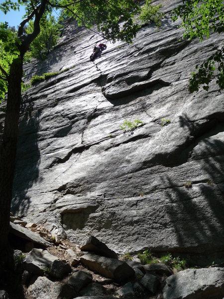 Rock Climbing Photo: P1 of Son of Easy O
