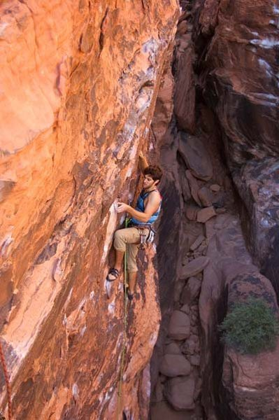 Rock Climbing Photo: Victor Reiss