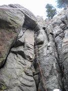 Rock Climbing Photo: Probably been dung already.
